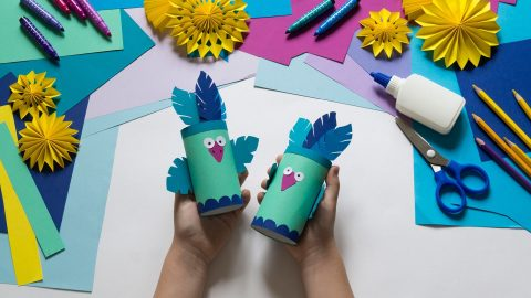 Get Free Tutorials And Printables For Fun Kids' Crafts