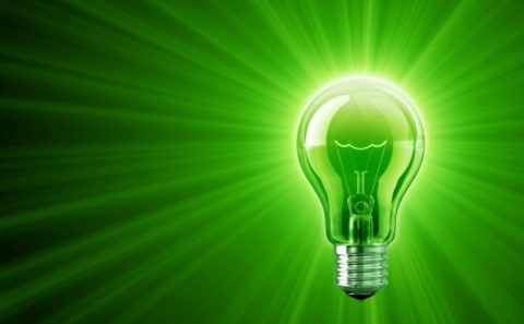 Paint your art gallery green with renewable business electricity